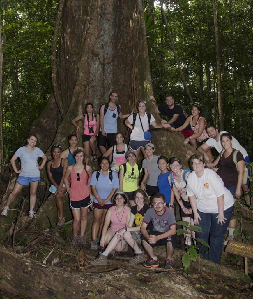 Dominica Study Abroad 2012